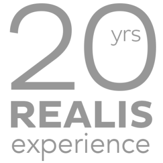 20 years realis experience
